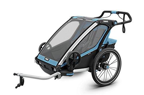 thule chiariot sport rimorchio bici