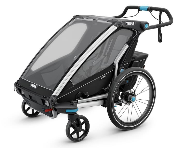 thule chariot sport passeggino